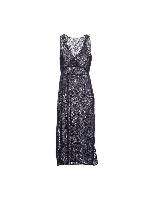 Devotion | Женское Фиолетовое Платье До Колена