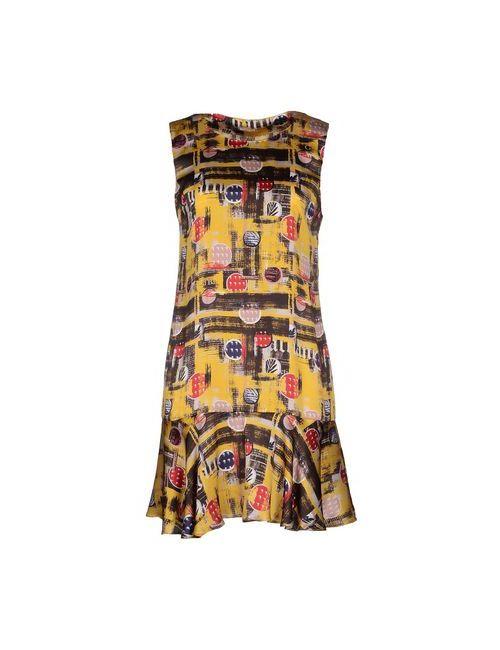 Galliano | Женское Короткое Платье