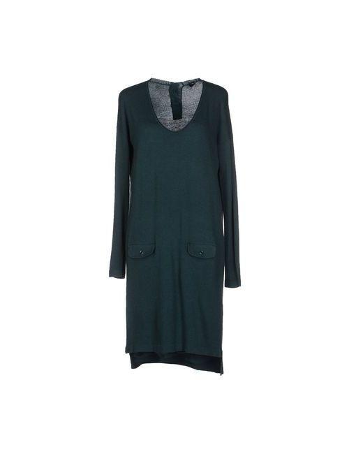 Max & Co. | Женское Зелёное Короткое Платье