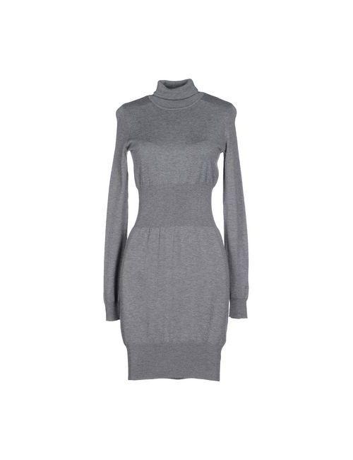 Pinko | Женское Синее Короткое Платье