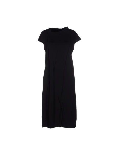 Maison Margiela | Женское Черный Платье До Колена