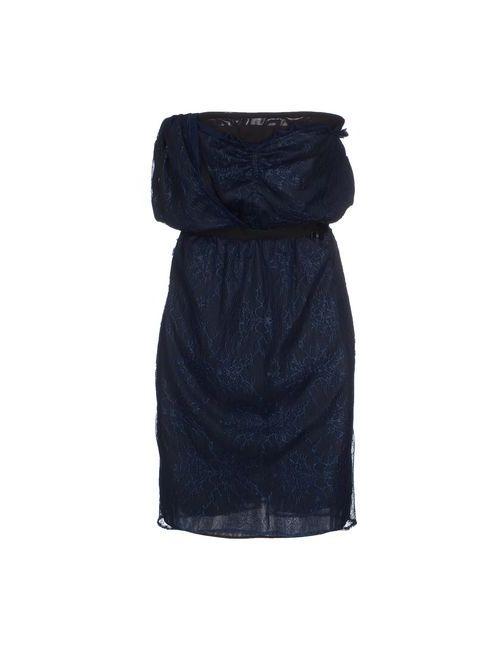 Liu •Jo   Женское Синее Короткое Платье