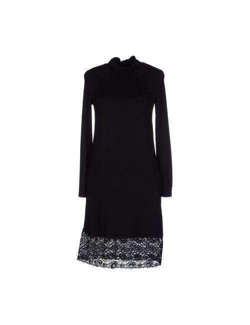 22 Maggio | Женское Чёрное Короткое Платье