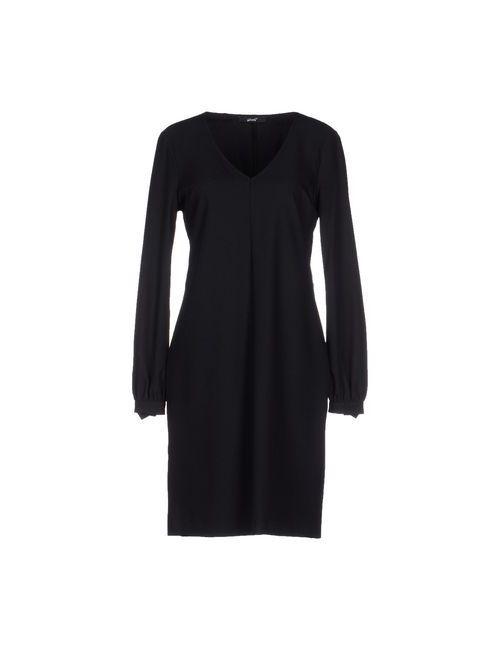 G.Sel | Женское Черный Короткое Платье