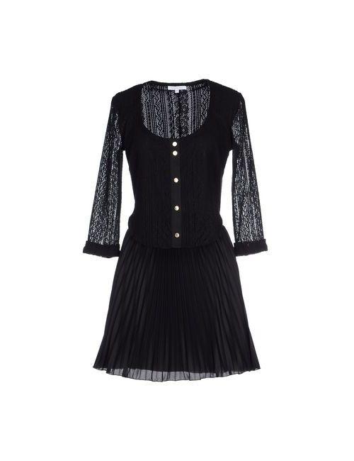 Patrizia Pepe | Женское Черный Короткое Платье