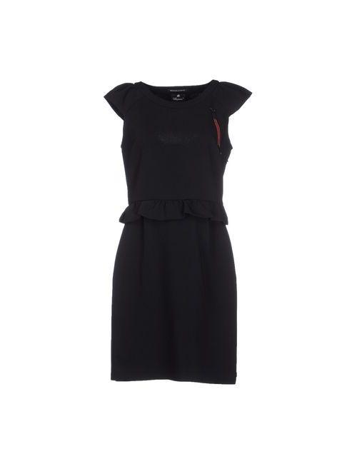 Maison Scotch | Женское Черный Короткое Платье