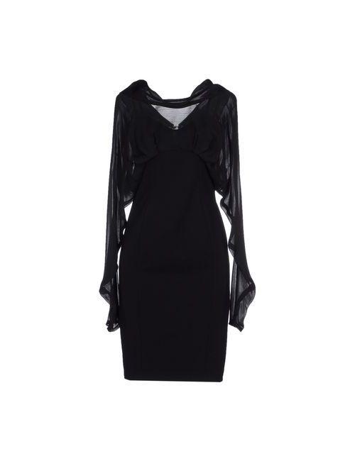 Cristinaeffe | Женское Черный Короткое Платье