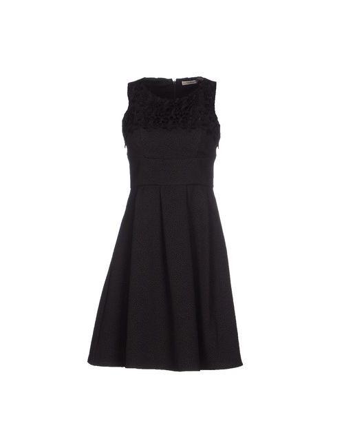 Darling   Женское Чёрное Короткое Платье