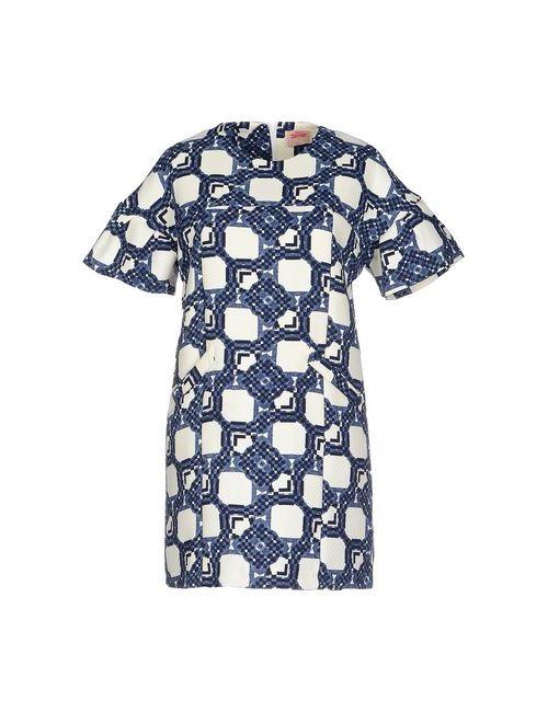 Orion London | Женское Синее Короткое Платье