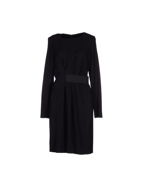 Les Copains | Женское Черный Короткое Платье