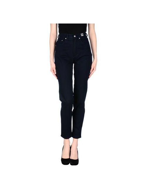 Versace Jeans Couture | Женские Синие Повседневные Брюки