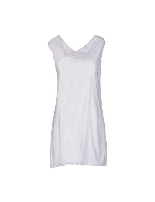 Giulia Rien A Mettre | Женское Белое Короткое Платье