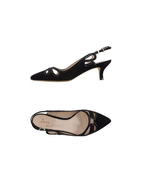 Maria Cristina | Женские Чёрные Туфли