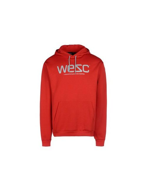 Wesc | Мужская Красная Толстовка