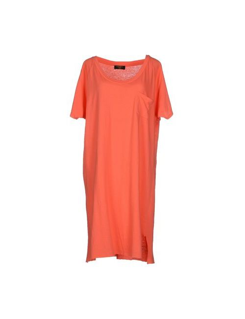 HTC | Женское Розовое Короткое Платье