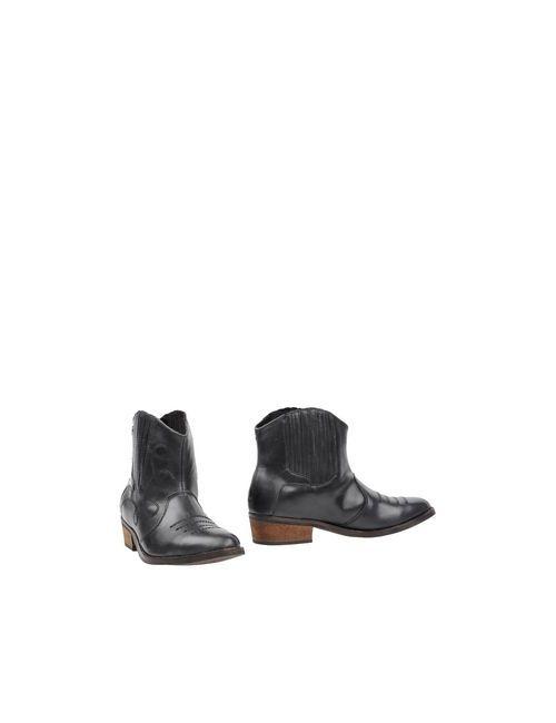 Gioseppo | Женские Серые Полусапоги И Высокие Ботинки