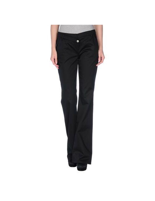 Moschino Jeans | Женские Чёрные Повседневные Брюки