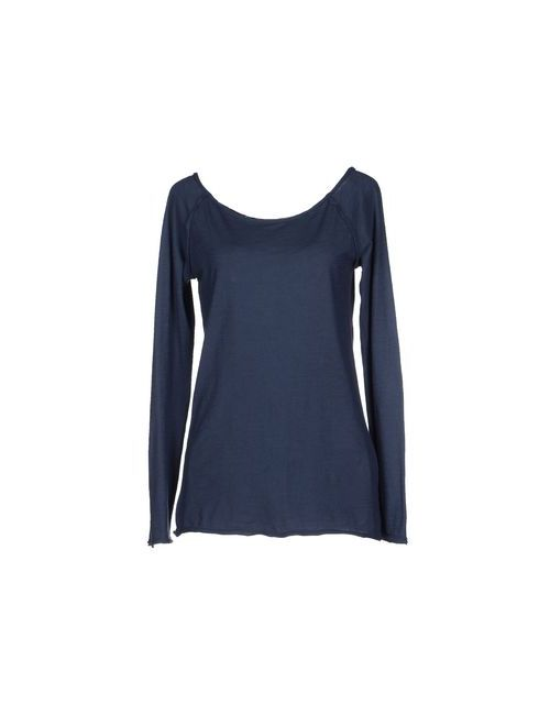 Clark Jeans | Женская Синяя Футболка