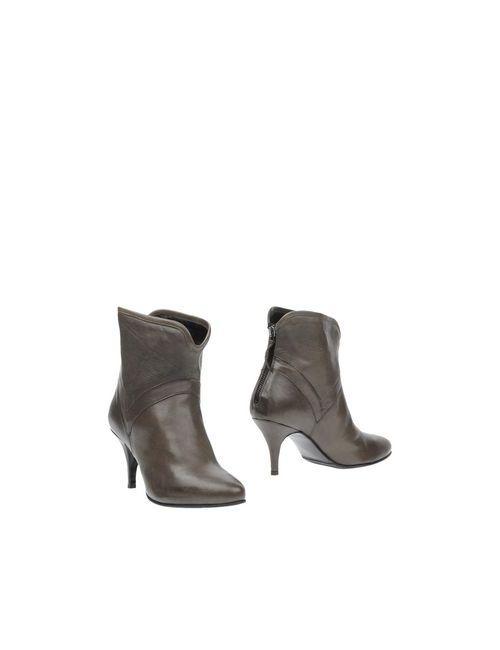 Rosamunda | Мужские Серые Полусапоги И Высокие Ботинки