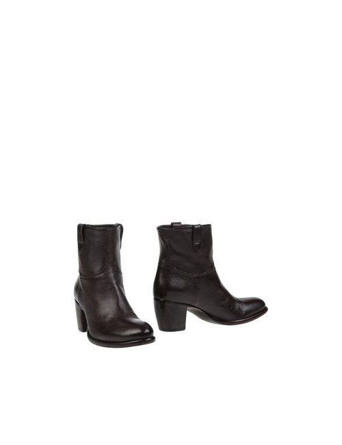 Rocco P. | Женские Коричневые Полусапоги И Высокие Ботинки