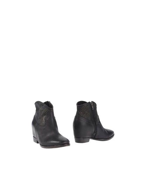 Lemaré | Женские Чёрные Полусапоги И Высокие Ботинки