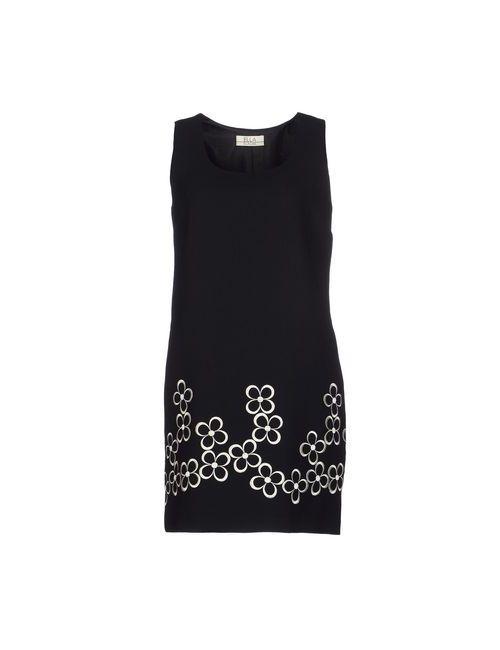 Ella Luna | Женское Чёрное Короткое Платье