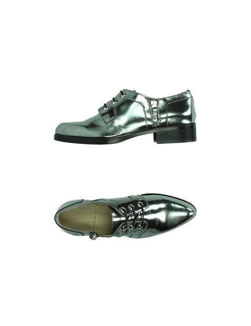 Diesel Black Gold | Женская Обувь На Шнурках