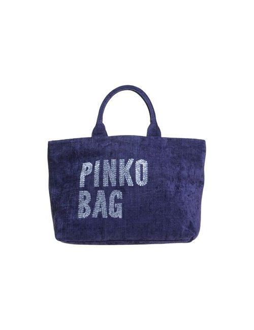 Pinko Bag | Женская Фиолетовая Сумка На Руку