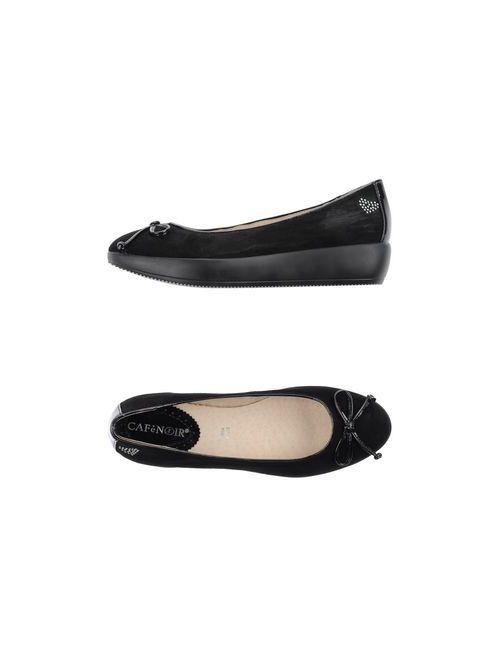 Cafènoir | Женские Чёрные Туфли