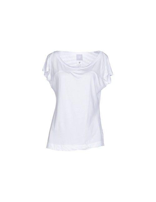 U Clothing   Женская Белая Футболка