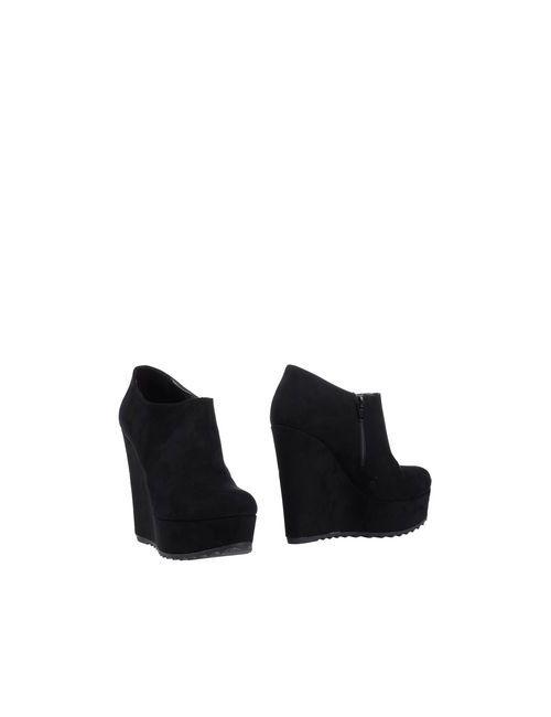 Ovye' By Cristina Lucchi | Мужские Чёрные Ботинки