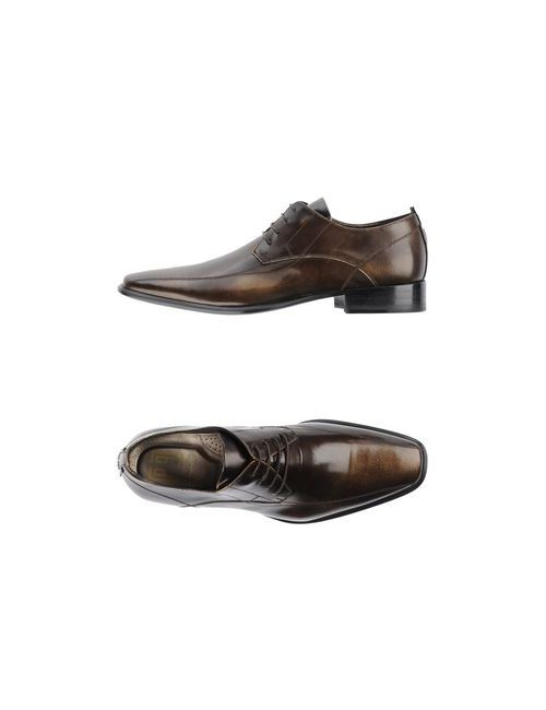 Carlo Pignatelli Cerimonia   Мужская Бронзовая Обувь На Шнурках