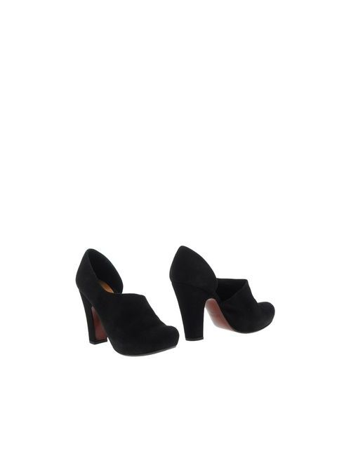 Chie Mihara   Женские Чёрные Ботинки