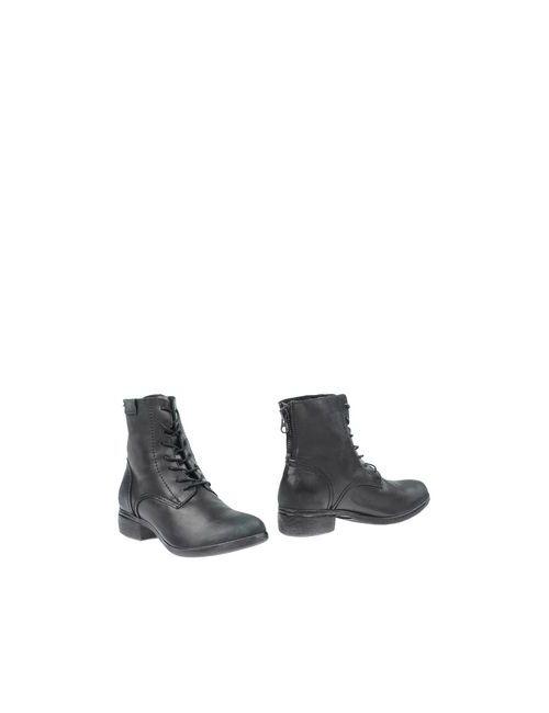 Replay   Женские Чёрные Полусапоги И Высокие Ботинки