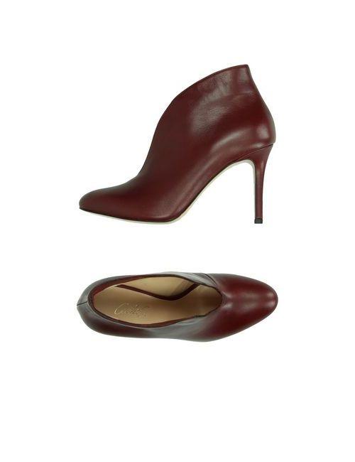CARLA G. | Женские Коричневые Туфли