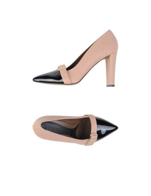 Marni | Женские Розовые Туфли