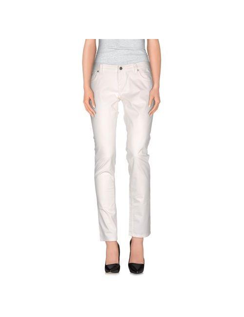 Calvin Klein Jeans | Женские Белые Повседневные Брюки
