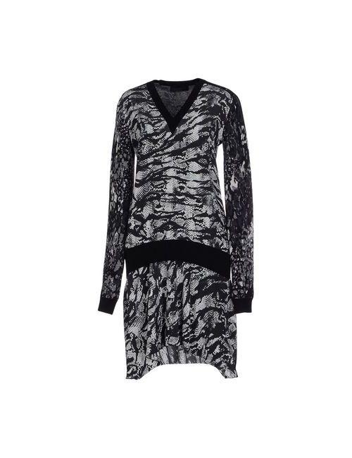 Diesel Black Gold | Женское Чёрное Короткое Платье