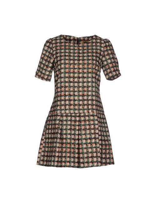 Orion London   Женское Зелёное Короткое Платье