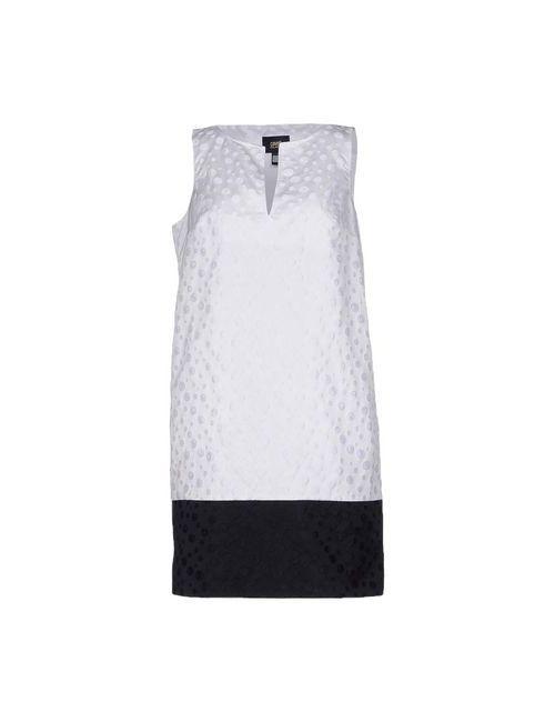 Class Roberto Cavalli | Женское Белое Короткое Платье