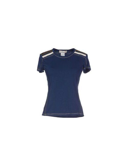 Roberta Scarpa | Женская Синяя Футболка