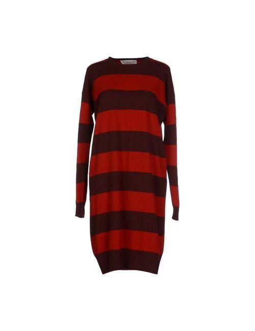 Stella Mccartney | Женское Красное Короткое Платье