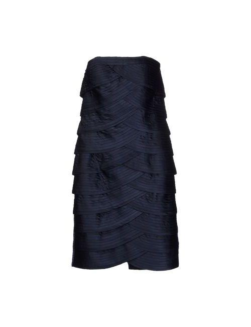 Blumarine | Женское Синее Короткое Платье