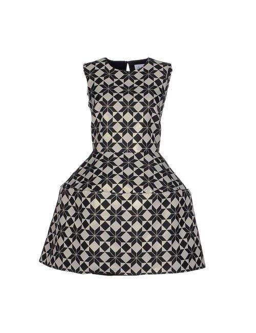 SI-JAY | Женское Чёрное Короткое Платье