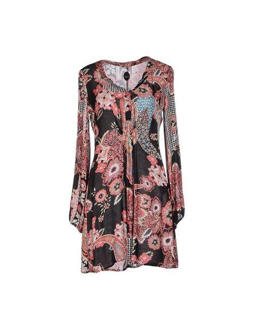 Nolita | Женское Розовое Короткое Платье