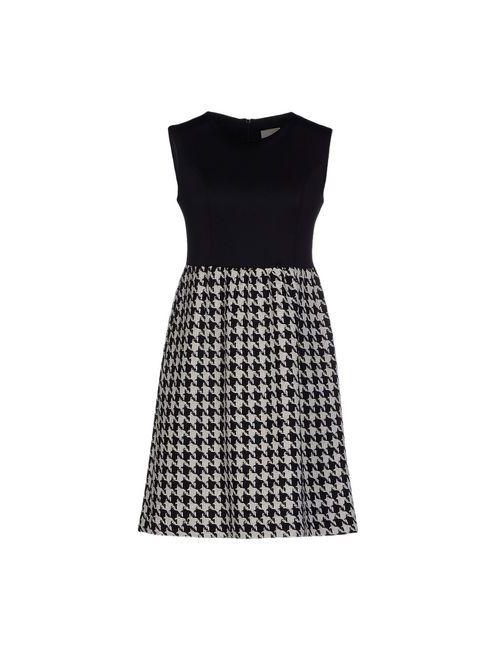 Alice San Diego | Женское Чёрное Короткое Платье