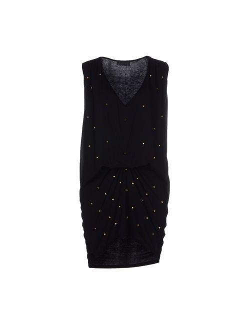 Guess | Женское Черный Короткое Платье