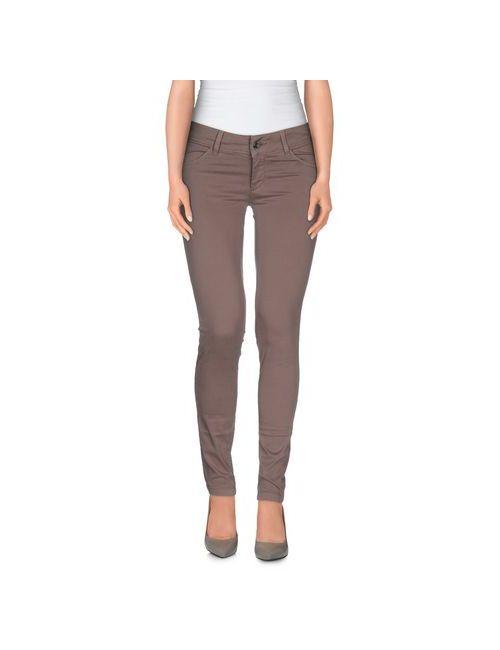 Gj Gaudi' Jeans | Женские Серые Повседневные Брюки