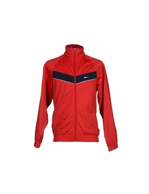 Nike | Мужская Красная Толстовка