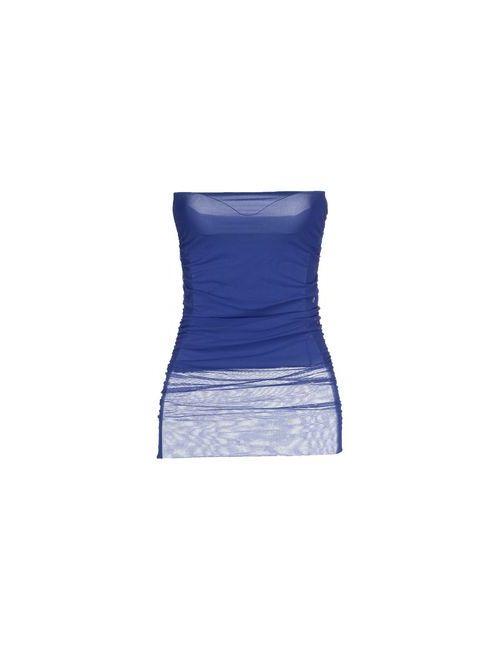 Fuzzi | Женское Синее Бюстье